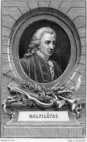 Jacques Clinchamps de Malfilâtre - Jacques Clinchamps de Malfilâtre