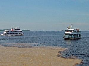 Manaus Encontro das aguas 10 2006 103 8x6