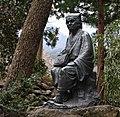 Mandatory Matsuo Basho statue (7387047964).jpg