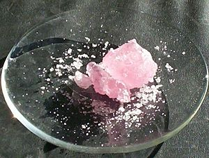 Manganese(II) chloride - Tetrahydrate