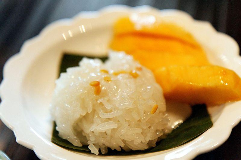 File:Mango sticy rice (3859549574).jpg
