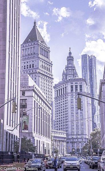 File:Manhattan Company Building NYC.jpg