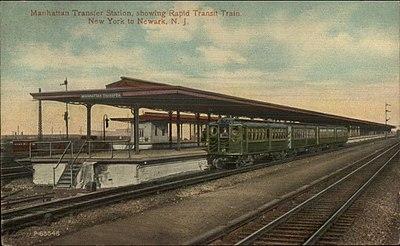 Manhattan Transfer (Bahnhof)
