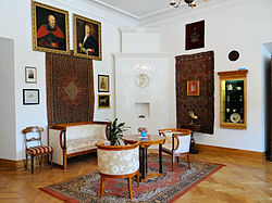 Manor of Kraszewski family in Romanów – Salon 02.jpg