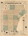 Map of Manitowoc County, Wis. LOC 2012593192.jpg