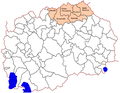 Map of the municipalities of the Northeastern Statistical Region el.png