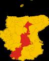 Mappa arcidiocesi di Foggia.png