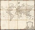 Mappe Monde ou carte générale du globe terrestre dessinée suivant les regles de la projection des cartes réduites (9471195393).jpg