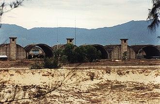 Marble Mountain Air Facility - Marble Mountain Air Facility in April 1998