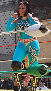 Marcela (wrestler) Mexican female professional wrestler