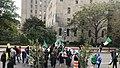 Marche d'Algériens à Montréal Hirak 2.jpg