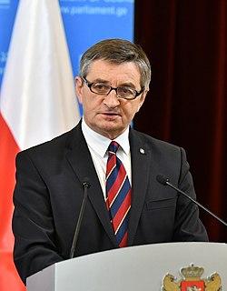 Marek Kuchciński Polish politician
