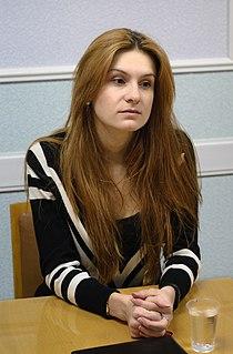 Maria Butina Russian activist
