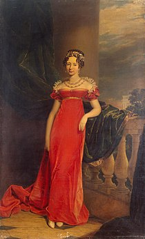 Maria Pavlovna of Russia by G.Dawe (1822, Hermitage).jpg