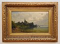 Maria Wörth Gemälde von Josef Willroider (1838 - 1915), Villach, Kärnten.jpg