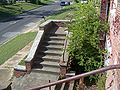 Marianna St Luke Baptist Church stairs02.jpg
