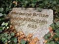 Marianne britze grave.JPG