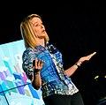 Marissa Mayer speaking, 2011.jpg