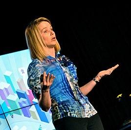 Marissa Mayer - Wikipedia