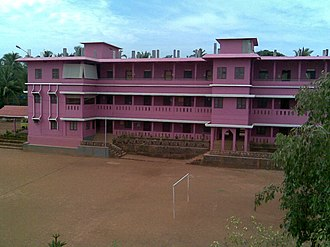 Kondotty - Markazul Uloom School