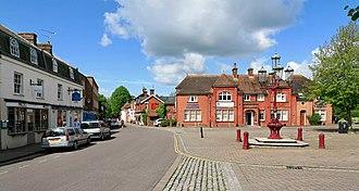 Ringwood - Market Place, Ringwood