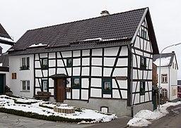 Buschgasse in Nettersheim