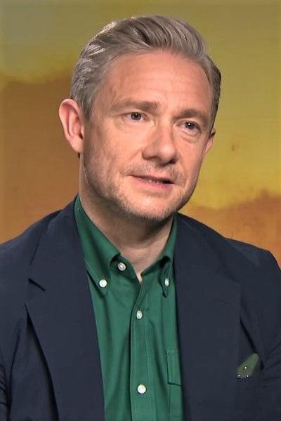 Martin Freeman, English actor