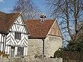 Mary Arden's House Farm - Wilmcote - Palmer's Farmhouse - Dovecote.jpg