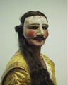 Maschera teatrale Arlecchino servitore di due padroni.png
