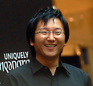 Masi Oka at Vivo City Singapore.jpg