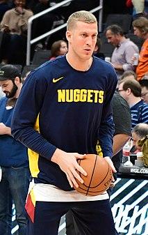 Mason Plumlee American basketball player