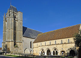 The Abbey of Saint-Martin