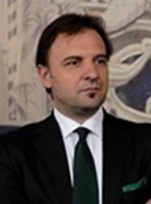 Massimo Bitonci - Image: Massimo Bitonci 2013