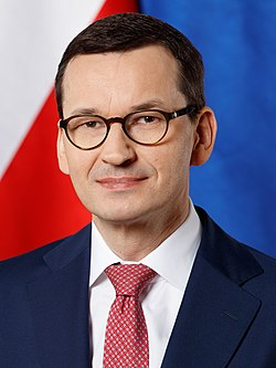 Mateusz Morawiecki Prezes Rady Ministrów (cropped).jpg