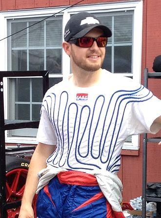 Matt Bell (racing driver) - Bell in 2014
