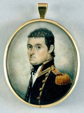Matthew Flinders - Image: Matthew Flinders watercolour 1801 a 069001