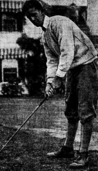 Max R. Marston - Max Marston, 1916
