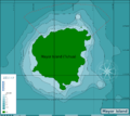 Mayor Island dive map.png