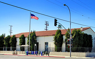 Maywood, California - Maywood Post Office