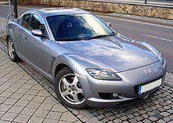 Mazda on Mazda Rx 8  2003   2009