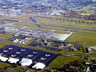 McChord Field - McChord airfield
