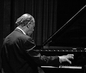 Jazz pianist McCoy Tyner performs at Yoshi's O...