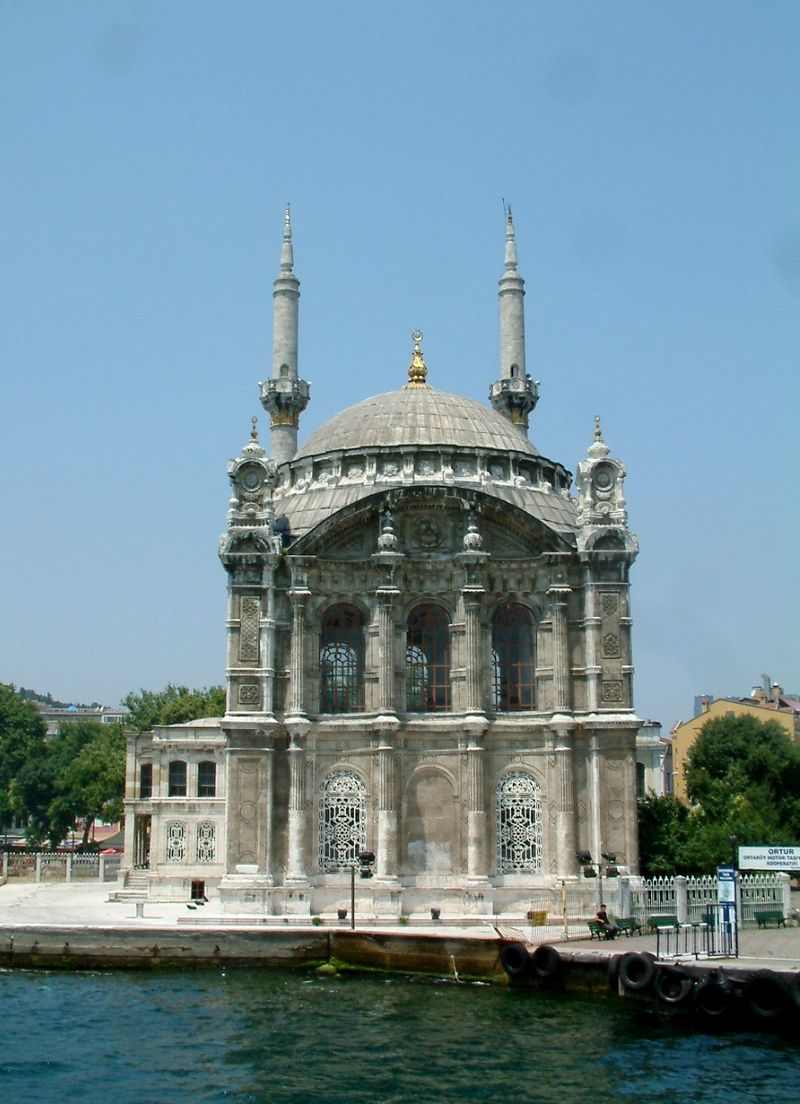baroque architecture - howlingpixel