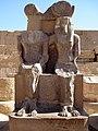 Medinet Habu Ramses III. Tempel 33.JPG