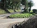 Meeting of roads near Monks Horton - geograph.org.uk - 340898.jpg