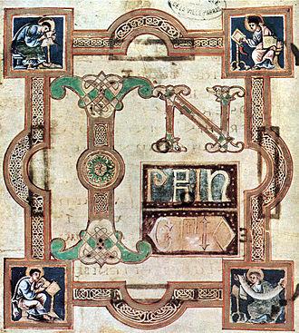 Initial - Image: Meister der Franko Sächsischen Gruppe 001