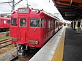 Meitetsu 6243 at Hekinan Station.jpg