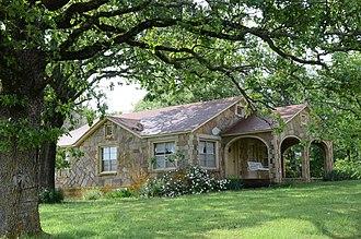 Melvin Chrisco House - Image: Melvin Chrisco House