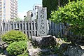 Memorial of Shimazaki Toson's Komoro Old Housing Site.jpg