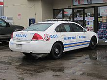 Memphis Police Department - Wikipedia